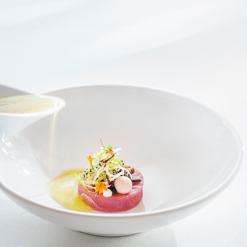 Gault-Millau 2021 Hubertus Stube Food