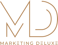Marketing Deluxe Logo