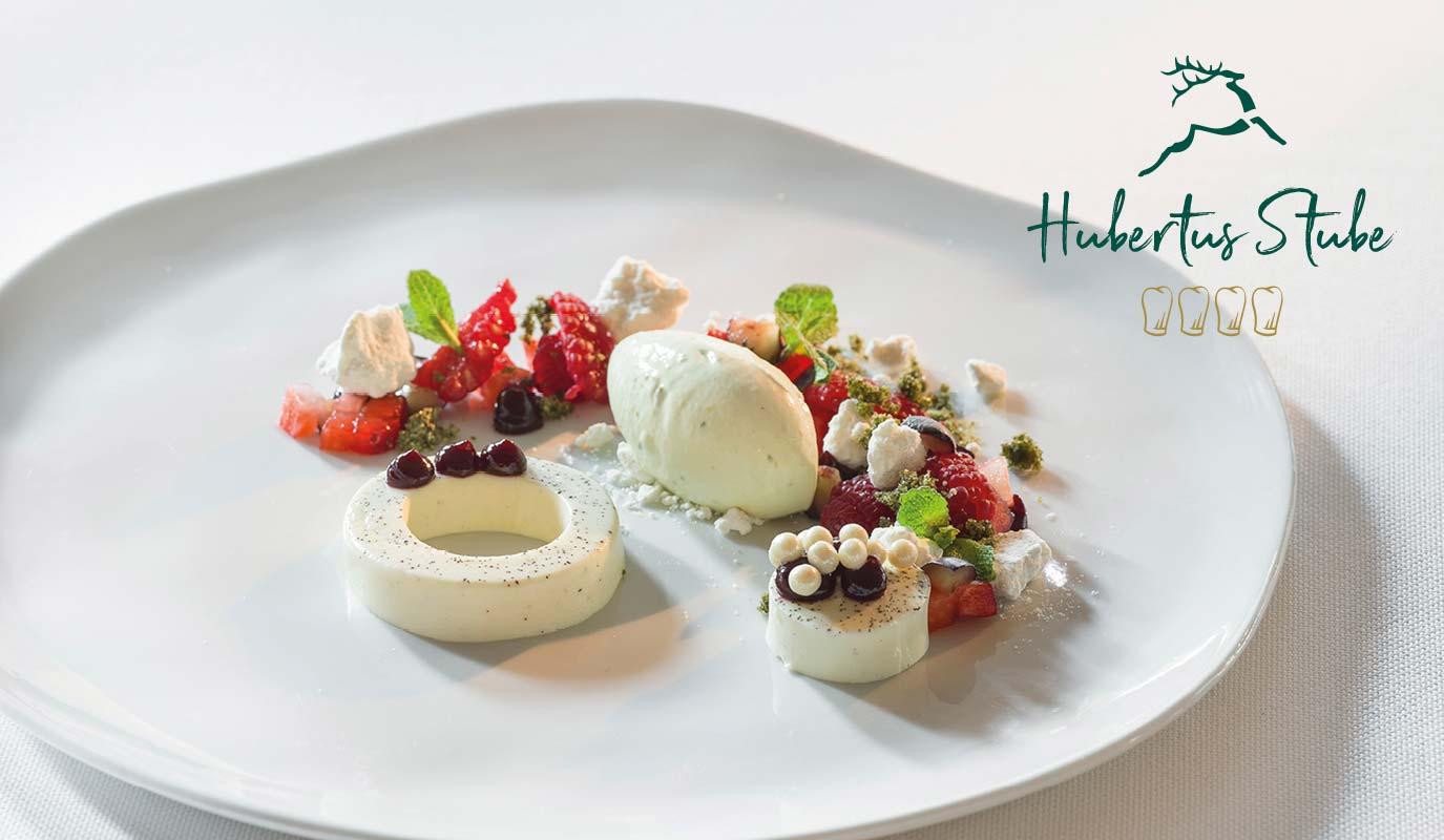 Restaurant Marketing - Gourmet Restaurant - Hubertus Stube - Food