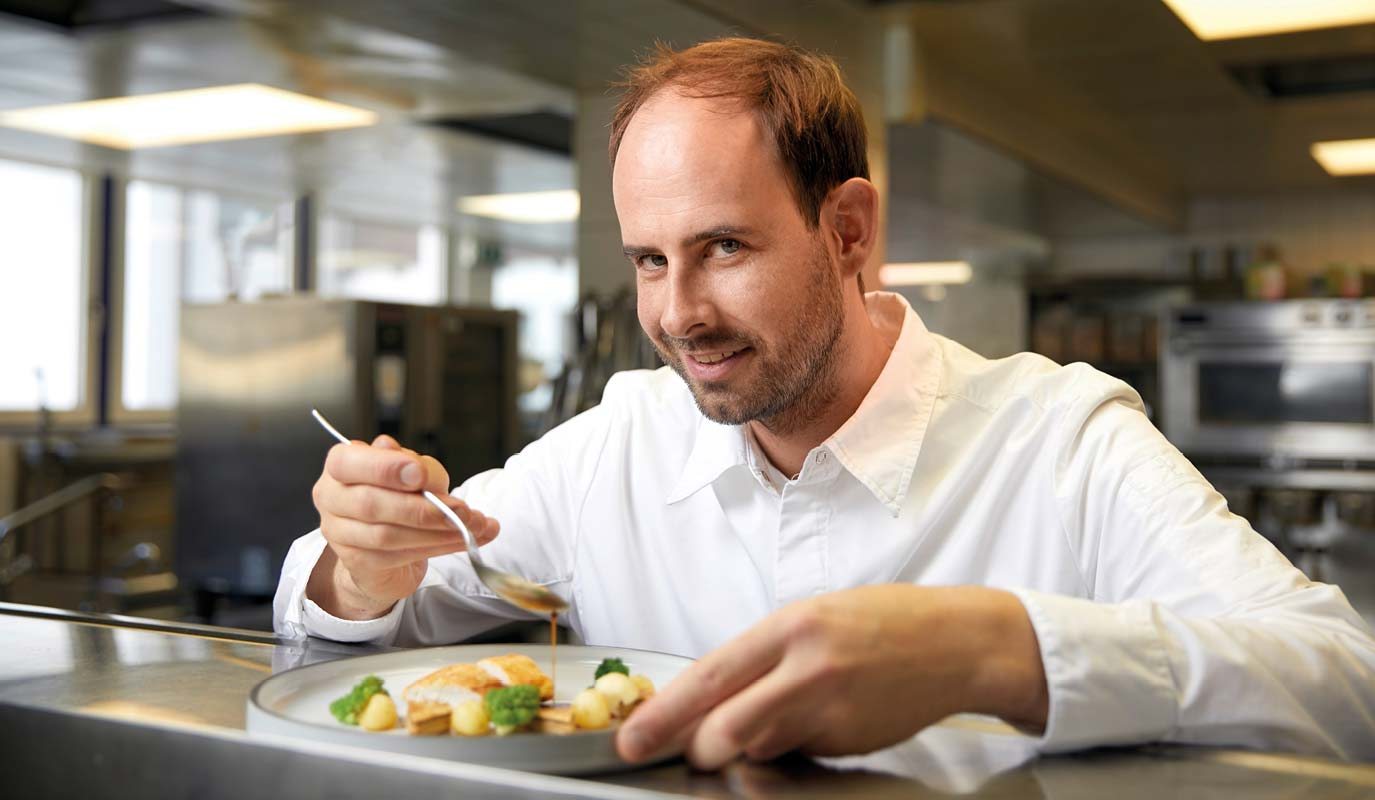 Restaurant Marketing - Gourmet Restaurant - Hubertus Stube - borismeyer