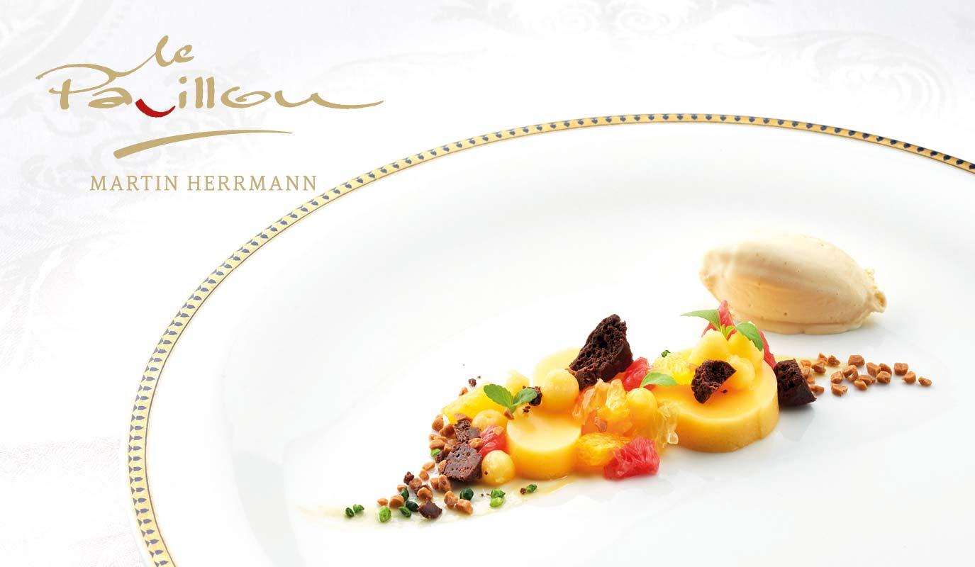 Restaurant Marketing - Gourmet Restaurant - Le Pavillion - Food